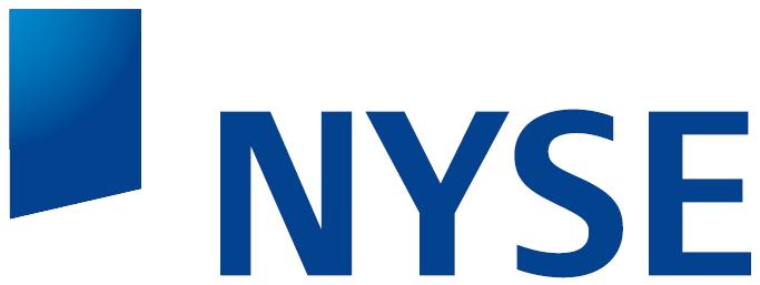 Логотип NYSE