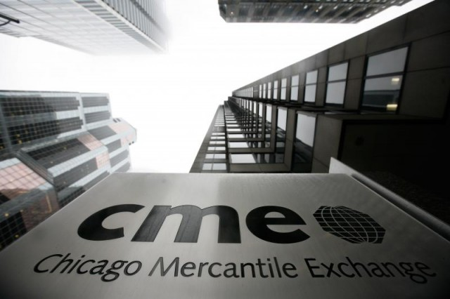 Чикагская товарная биржа