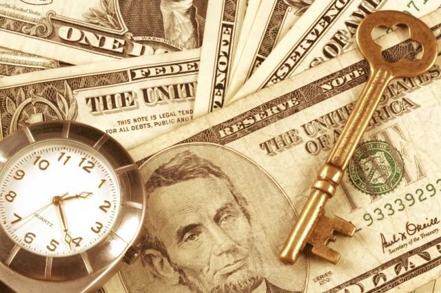 Деньги, время, форекс