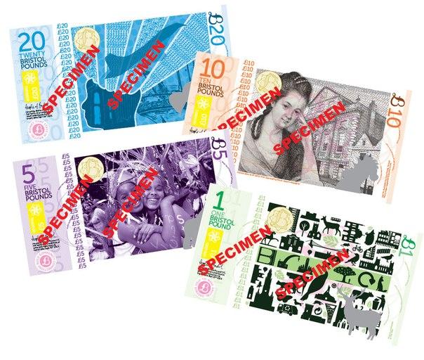 Бристольский фунт
