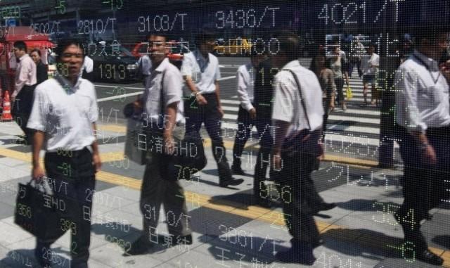 Фондовые рынки Азии