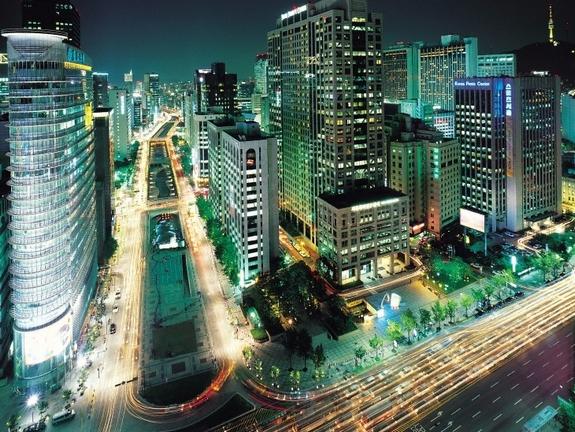 Недвижимость в Южной Кореи