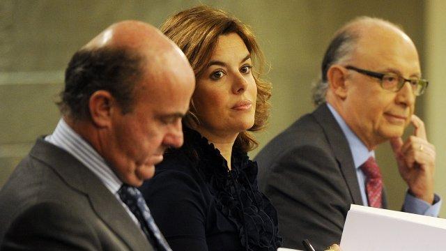 Испанские министры