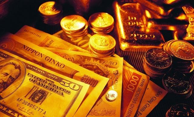 Цена на золото в 2013 году