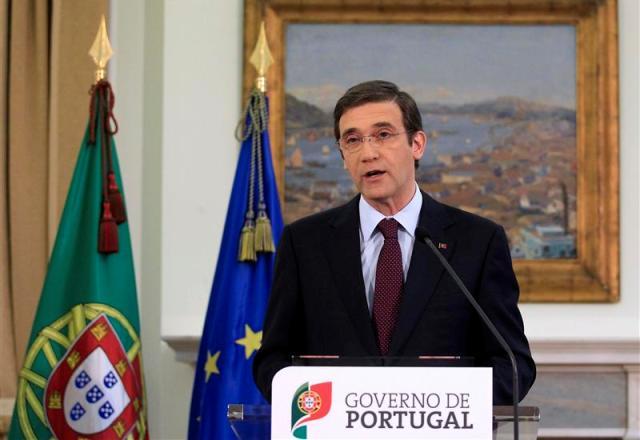 Власти Португалии