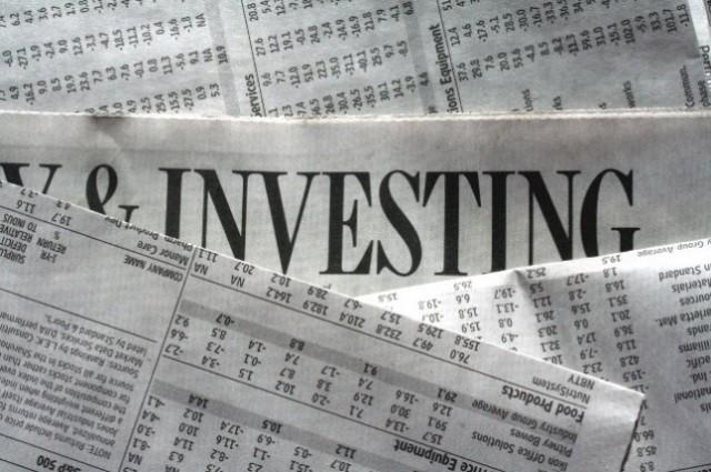 Инвестиции в 2013 году