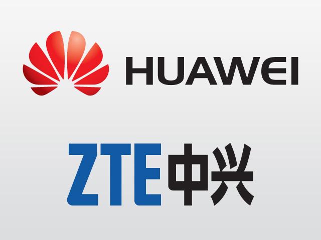 Huawei ZTE
