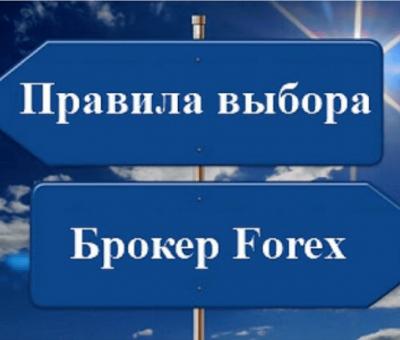 Форекс-брокер: как выбрать компанию